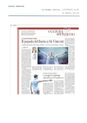 La Stampa - Aosta 11/07/2017