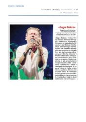 La Stampa - AO 30/05/2017