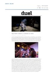 Duels 09/06/2017
