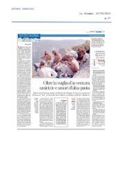 La Stampa - 10/05/2015