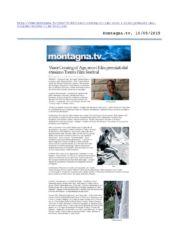 MontagnaTv - 10/05/2015