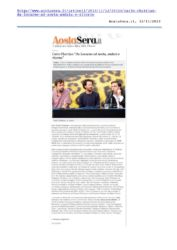 Aosta Sera - 12/11/2013